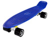 "Ridge 27"" Organics Mini Cruiser complete board in 5 darker Pantone shades - Manufactured in Britain - 27"" x 7.5"" Skateboard"