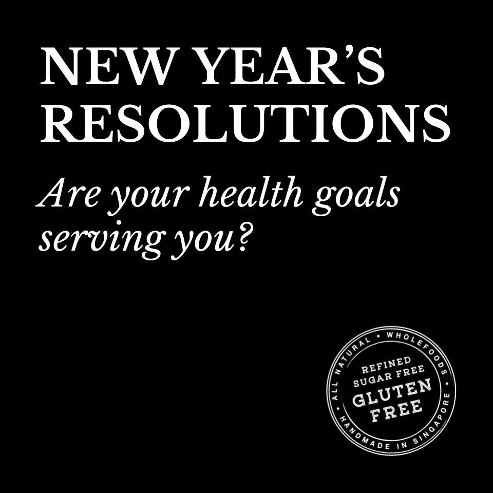 New Year's Resolutions - Upgrade Your Health Goals in 2018
