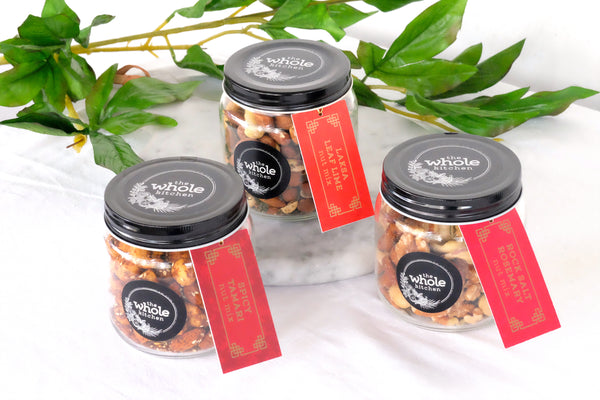 CHINESE NEW YEAR NUT MIX - GIFT SET