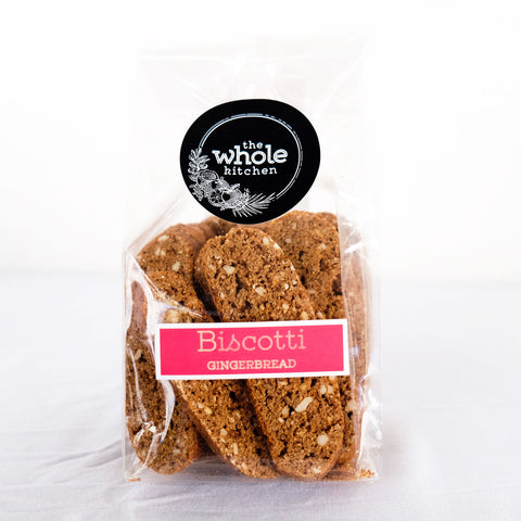 Gingerbread BISCOTTI - PACK 150g