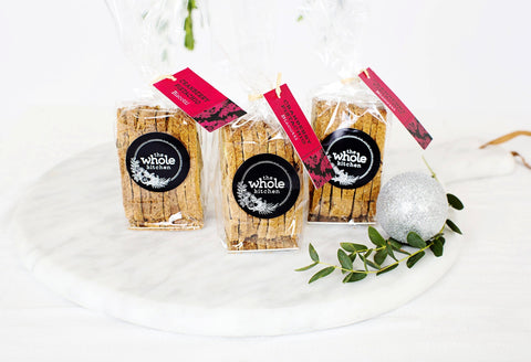 Cranberry Pistachio BISCOTTI (90g) - 5 PACKS for $45
