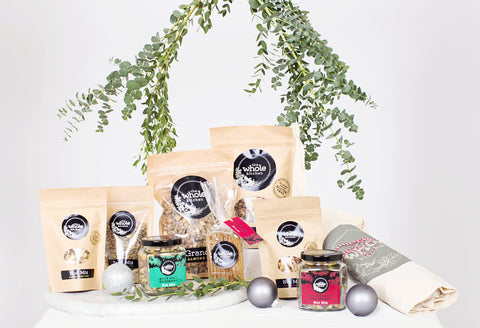 """Healthy Holiday"" Hamper"