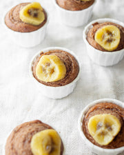 Mini GF Banana Muffins 6pcs