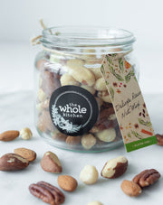 Deluxe Raw Nut Mix Gift Jar