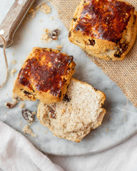 GF Guest Chef Series September: Wildflower Honey and Raisin Scones 2pcs