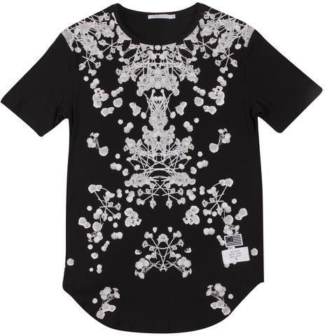 Reason Clothing - Funeral Floral Tee - The Hidden Base