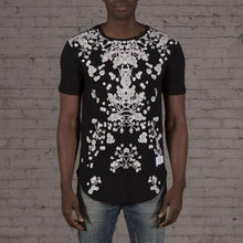 Load image into Gallery viewer, Reason Clothing - Funeral Floral Tee - The Hidden Base