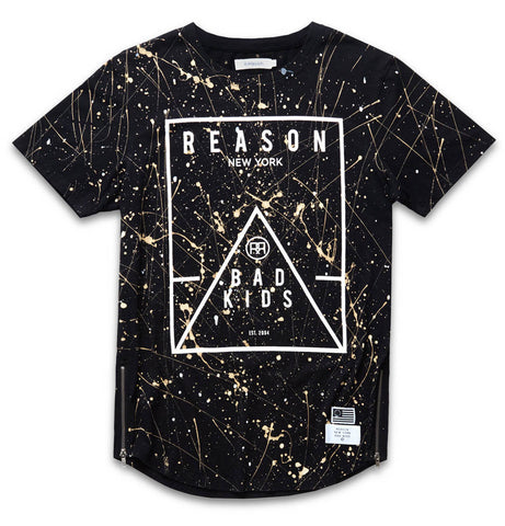 Reason Clothing - Columbus Destroyed Tee