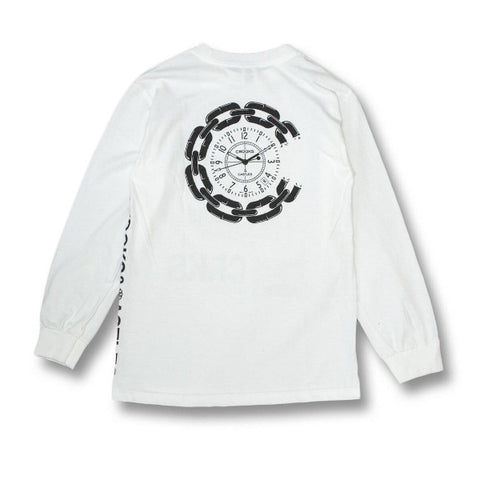 Crooks and Castles - Recognition L/S Tee - The Hidden Base