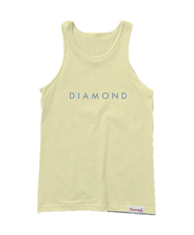 Diamond Supply Co - Diamond 98 Tank Top - The Hidden Base