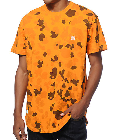10 Deep - Dotted Scoop Bottom Tee - The Hidden Base