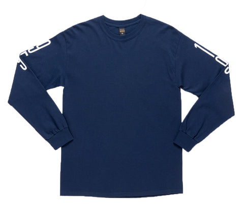 10 Deep - Atlas L/S Tee - The Hidden Base
