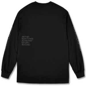 Crooks and Castles - Cryptic Medusa L/S Tee - The Hidden Base
