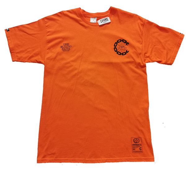 Crooks and Castles - Ruling Elite Tee - The Hidden Base