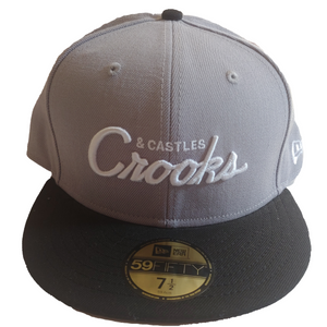 Crooks and Castles - Crooks & Castles Fitted Cap - The Hidden Base