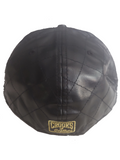 Crooks and Castles - Quilted Fitted Cap - The Hidden Base