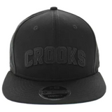Crooks and Castles - Crooks Arch Snapback - The Hidden Base