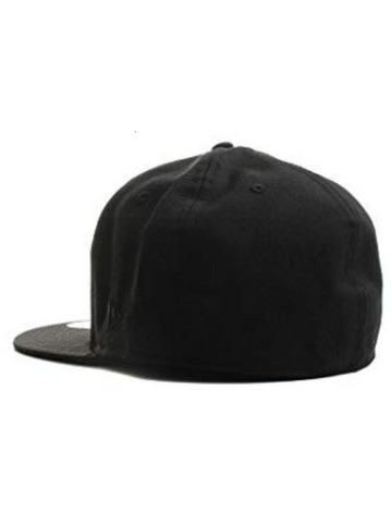 Black Scale - Black Tonal Fitted - The Hidden Base