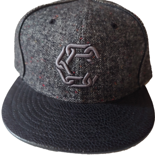 Crooks and Castles - New Chain C Fitted Speckle - The Hidden Base