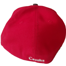 Load image into Gallery viewer, Crooks and Castles - True Red Tobacco Fitted - The Hidden Base