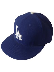 LA Dodgers - New Era Fitted - The Hidden Base
