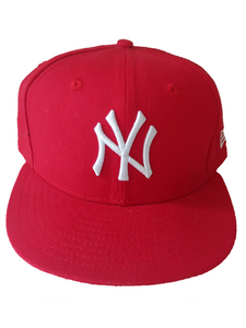 NY Yankees - New Era Fitted - The Hidden Base