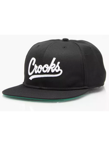 Crooks and Castles - Crooks League Snapback - The Hidden Base