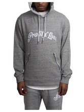 Load image into Gallery viewer, Profit x Loss - Grey Arch Hoodie - The Hidden Base