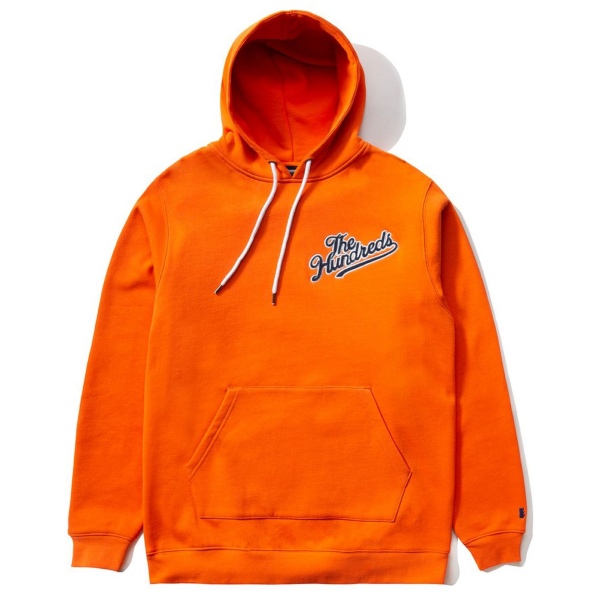The Hidden Base The Hundreds Yard Pullover Hoodie