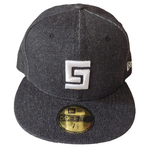 Crooks and Castles - Fitted Greco Speckle Black