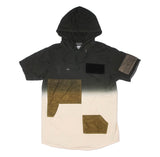 Reason Clothing - Ranger S/S Hoodie in Tie Dye - The Hidden Base