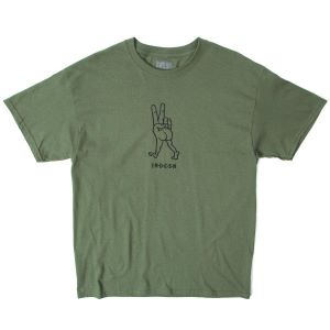INDCSN - Peace T Shirt - The Hidden Base