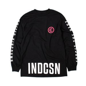 INDCSN - Copyright LS Tee - The Hidden Base