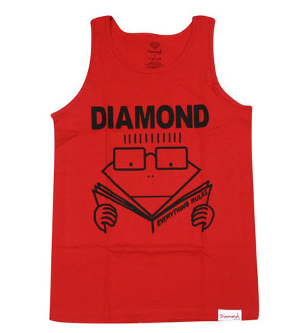 Diamond Supply Co - Everything Rules Tank Top - The Hidden Base