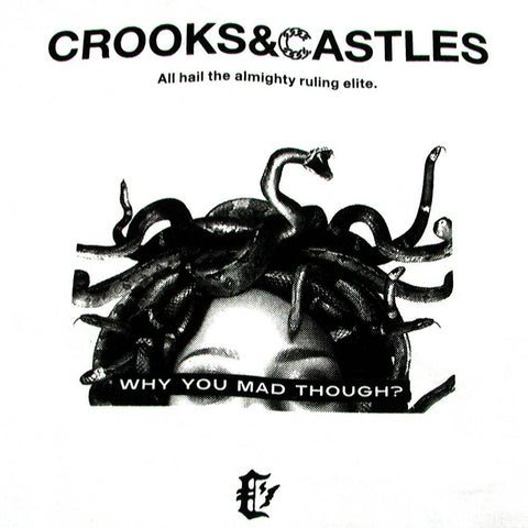 Crooks and Castles - You Mad Tee