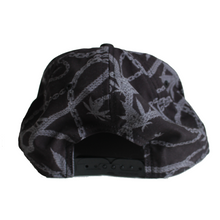 Load image into Gallery viewer, Crooks and Castles - Chain Leaf Snapback