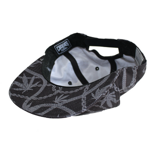 Crooks and Castles - Chain Leaf Snapback