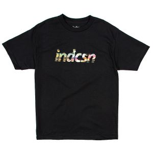 INDCSN - Glitch OG Logo T Shirt - The Hidden Base