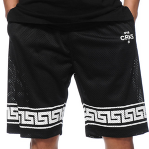 Crooks and Castles - Greco Knit Basketball Shorts