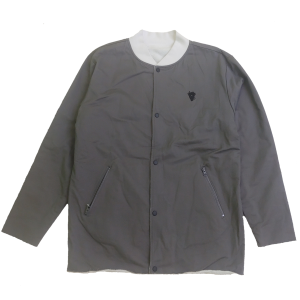 Crooks and Castles - Gravel Reversible Jacket