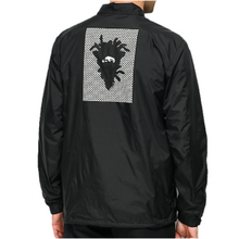 Load image into Gallery viewer, Crooks and Castles - Check Black Coaches Jacket - The Hidden Base