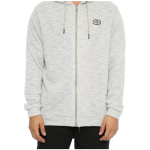 Crooks and Castles - Nitro Zip Hoodie - The Hidden Base