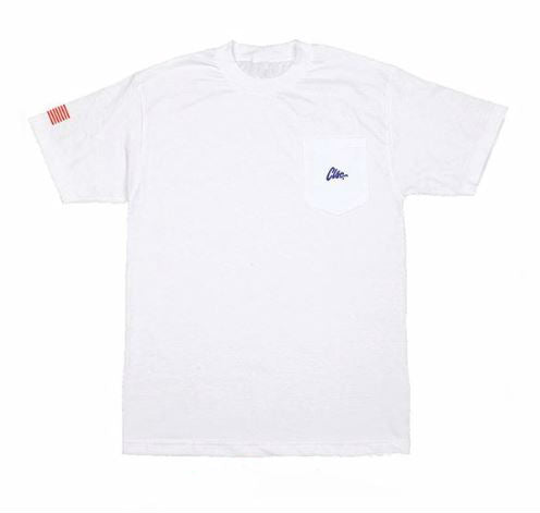 CLSC - Script Pocket Tee - The Hidden Base