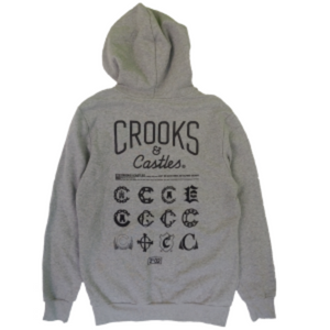 Crooks and Castles - CRKS Hoodie