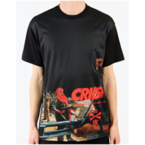 Crooks and Castles - Corrupt Tee