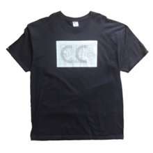 Load image into Gallery viewer, Crooks and Castles - Black Tee