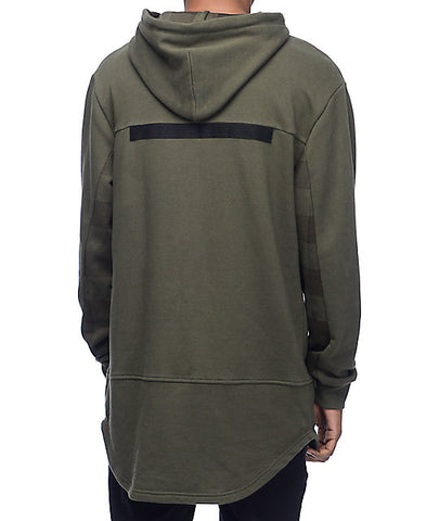Crooks and Castles - Rifle Knit Hooded Pullover