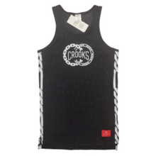Load image into Gallery viewer, Crooks and Castles - CC Knit Basketball Jersey
