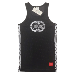 Crooks and Castles - CC Knit Basketball Jersey