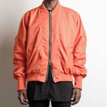 Load image into Gallery viewer, Daniel Patrick - Heroine II Bomber Jacket - The Hidden Base
